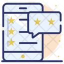 Stars Rating Icon