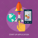 Start Up Application Icon