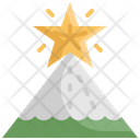 Start Christmas Tree Icon