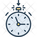 Start Watch Countdown Icon