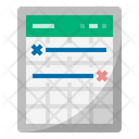 Start Date Due Date Task Icon