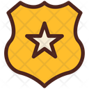 Award Shield Medal Icon