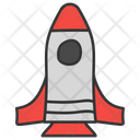 Start Up Missile Rocket Icon