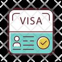 Start Up Visa Start Up Icon