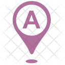 A Side Location Icon