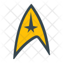 Star Trek Symbol Icon