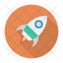 Boost Speedup Rocket Icon