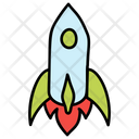 Startup Launch Commencement Icon