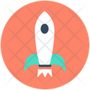 Startup New Business Rocket Icon