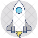 Business Launch Startup Icon