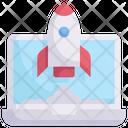 Business Marketing Startup Icon
