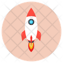 Startup Initiation Launch Icon