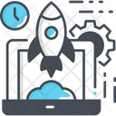 Startup Business Startup New Business Icon