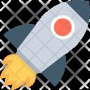 Startup Rocket Missile Icon