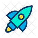 Startup Business Launch Business Icon