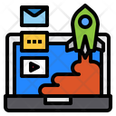 Startup Business Icon