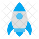 Startup Company Start Up Rocket Icon