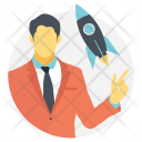 Startup Director Icon