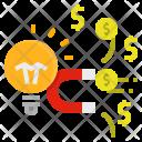 Idea Startup Money Icon