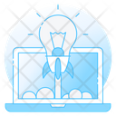 Startup Idea Creative Idea Idea Formation Icon