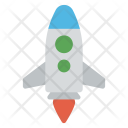 Business Startup Launch Icon