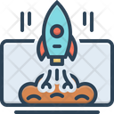 Startup Launch Startup Launch Icon