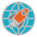 Startup Launch Icon