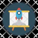 Startup Board Education Icon