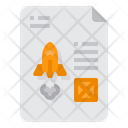 Startup Planning File Icon