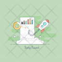 Startup Research Icon