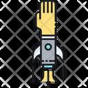 Startup Rocket Icon