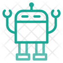 Starwars Android Robot Icon