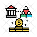 State Benefits State People Icon