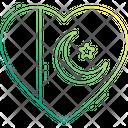 State Emblem Pakistani Badge Icon