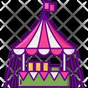 State Fair Shop Fair Camp Fair Icon