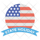 State Holiday Icon