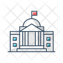 State Institution Front Icon