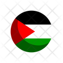 State Of Palestine Icon
