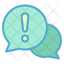 Statement Report Argument Icon