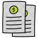 Statement Paper Icon
