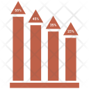 Statics Element Bar Icon