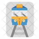 Station Bench Bus Icon