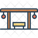 Station Stop Shed Icon