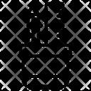 Pencile Case Pencile Scale Icon