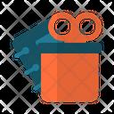 Stationary Shop Ecommerce Icon