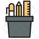 Stationary box Icon