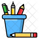 Stationery Drawing Tools Writing Tools Icon