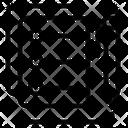 Document Framework Paper Icon