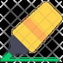 Stationery Highlighter Marker Icon