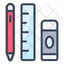 Stationery Pen Office Icon